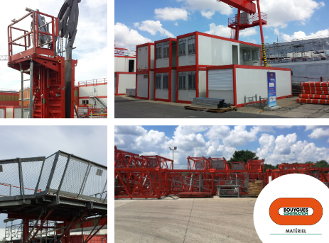 Cas Client - Bouygues Construction Matériel