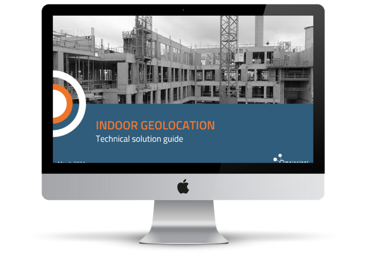Technical solution guide _ indoor geolocation
